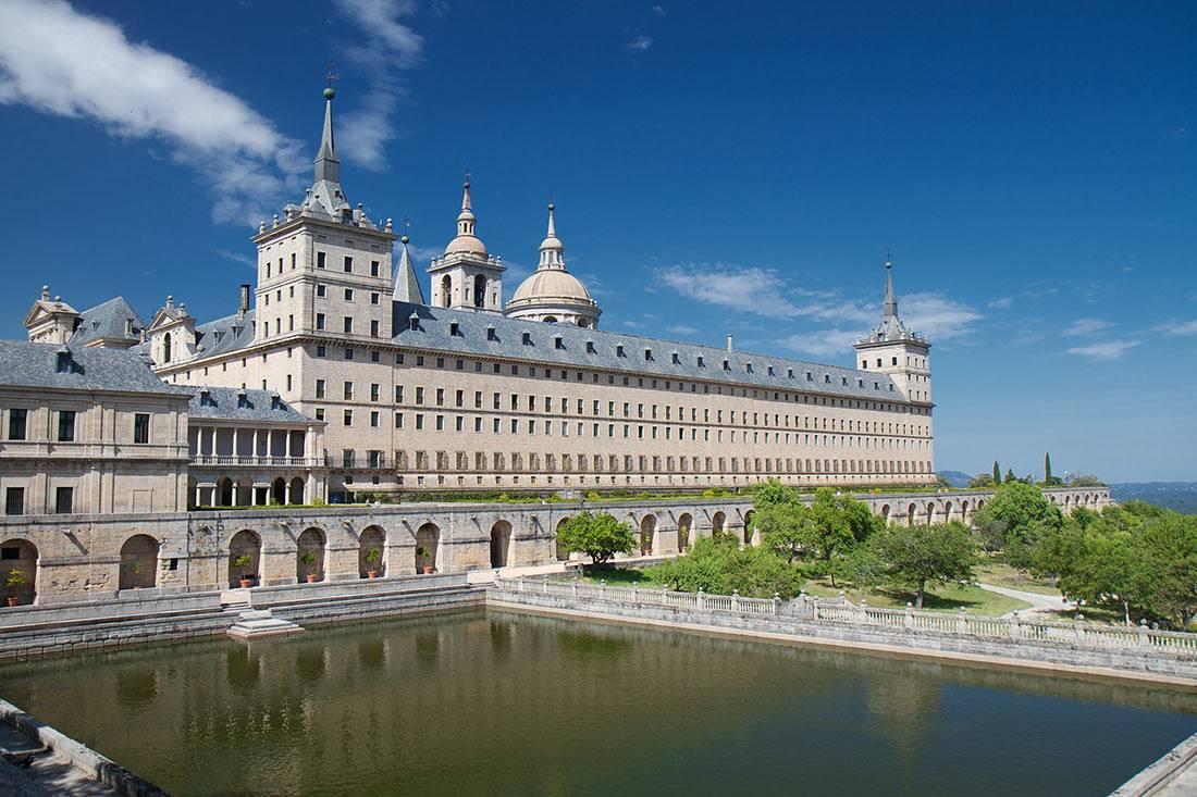 Дворцы мадрида