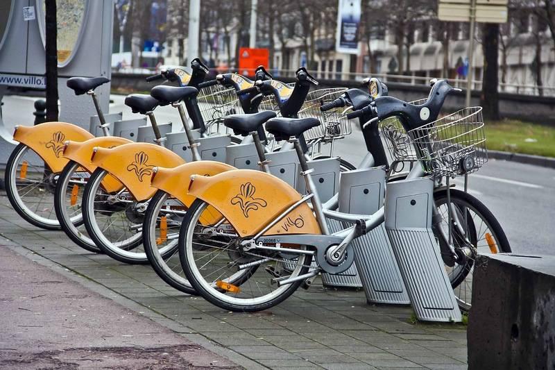 Популярные немецкие велосипеды