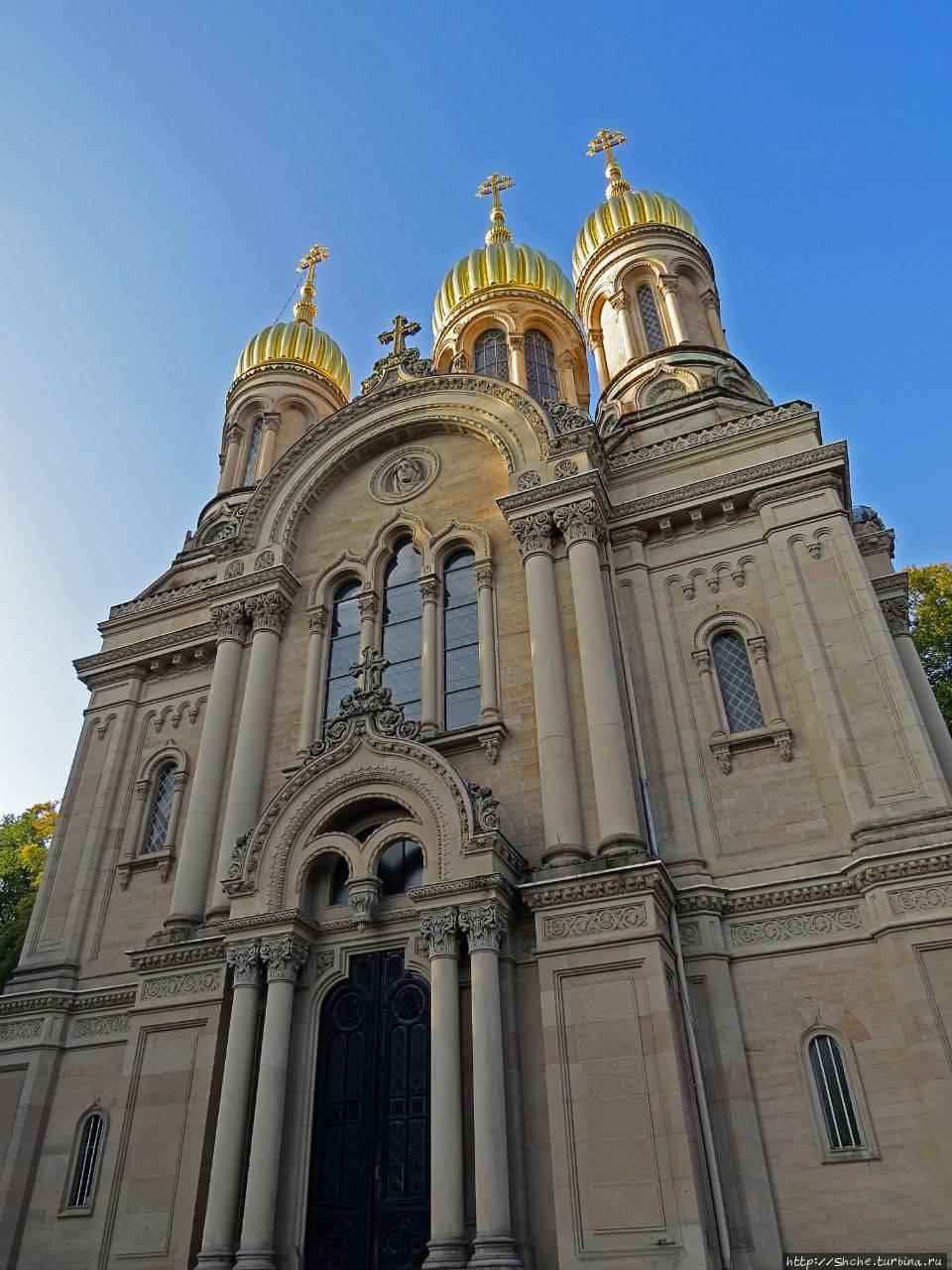 Церковь святой елизаветы (висбаден) — википедия. что такое церковь святой елизаветы (висбаден)