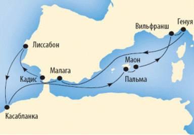Помогите спланировать поездку по югу испании и немного португалии - советы, вопросы и ответы путешественникам на трипстере