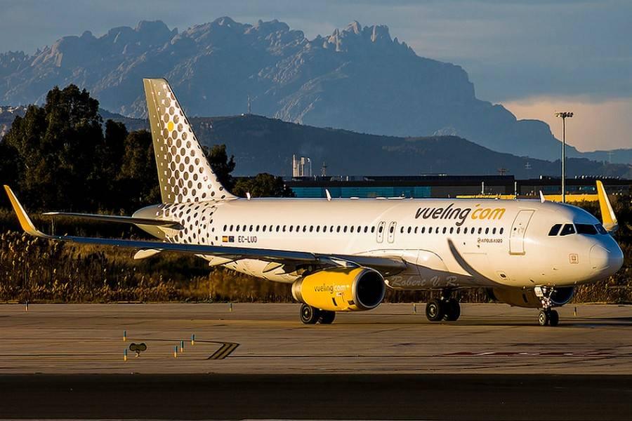 Vueling airlines: отзывы пассажиров :: syl.ru