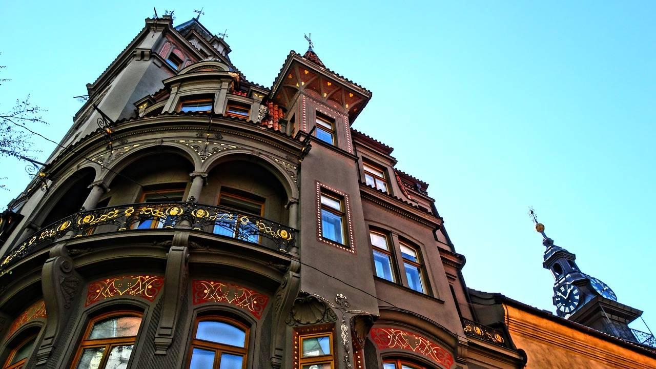 Архитектура в чехии