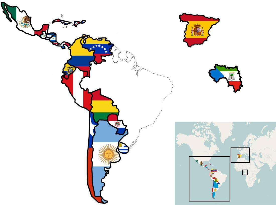 Язык в испании: особенности и наречия