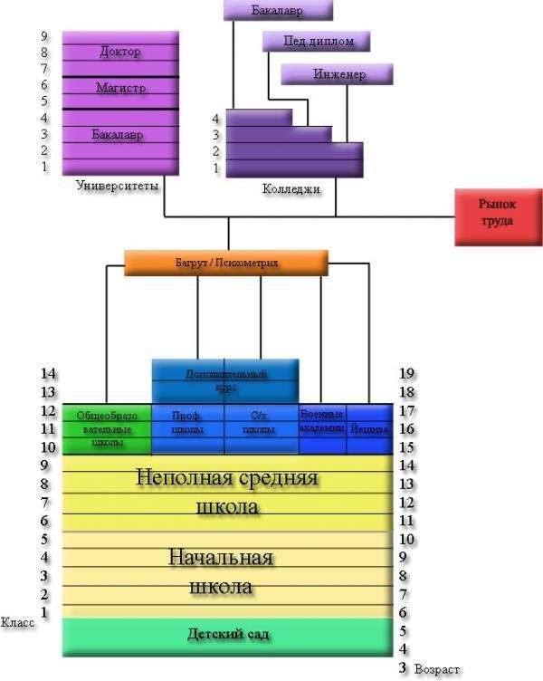 Как устроена система образования в Израиле