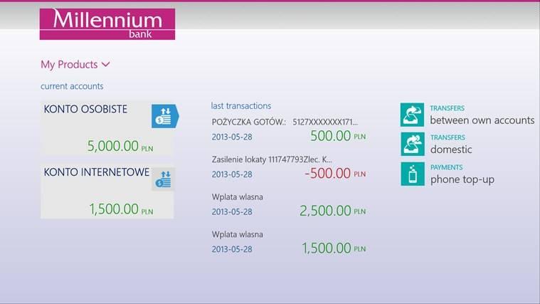 Как открыть счет в банке millennium (миллениум) в польше, проверить и закрыть? можно ли снять деньги в украине?