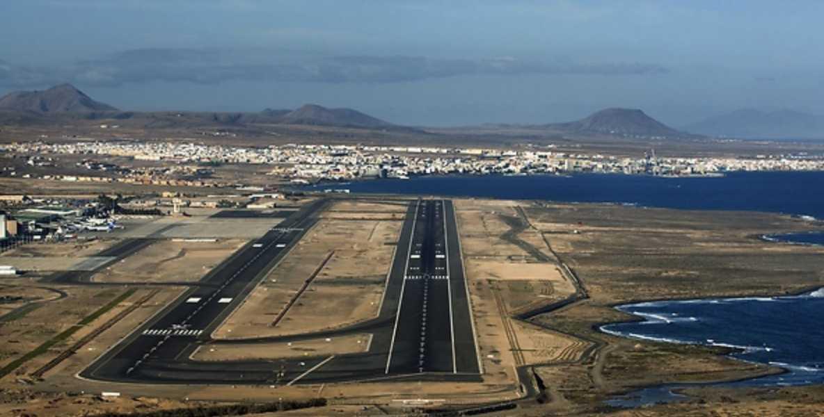 Международные аэропорты испании на карте: в каких городах, список