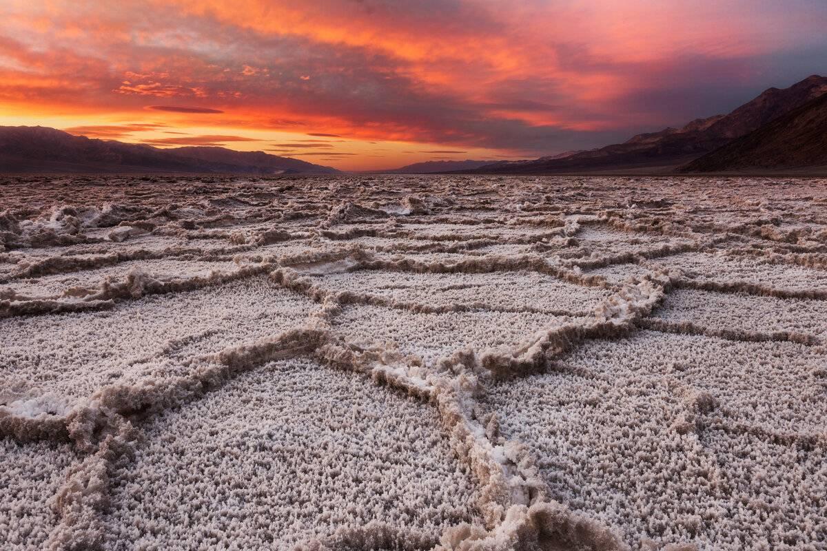 Национальный парк долина смерти в сша самостоятельно, фото