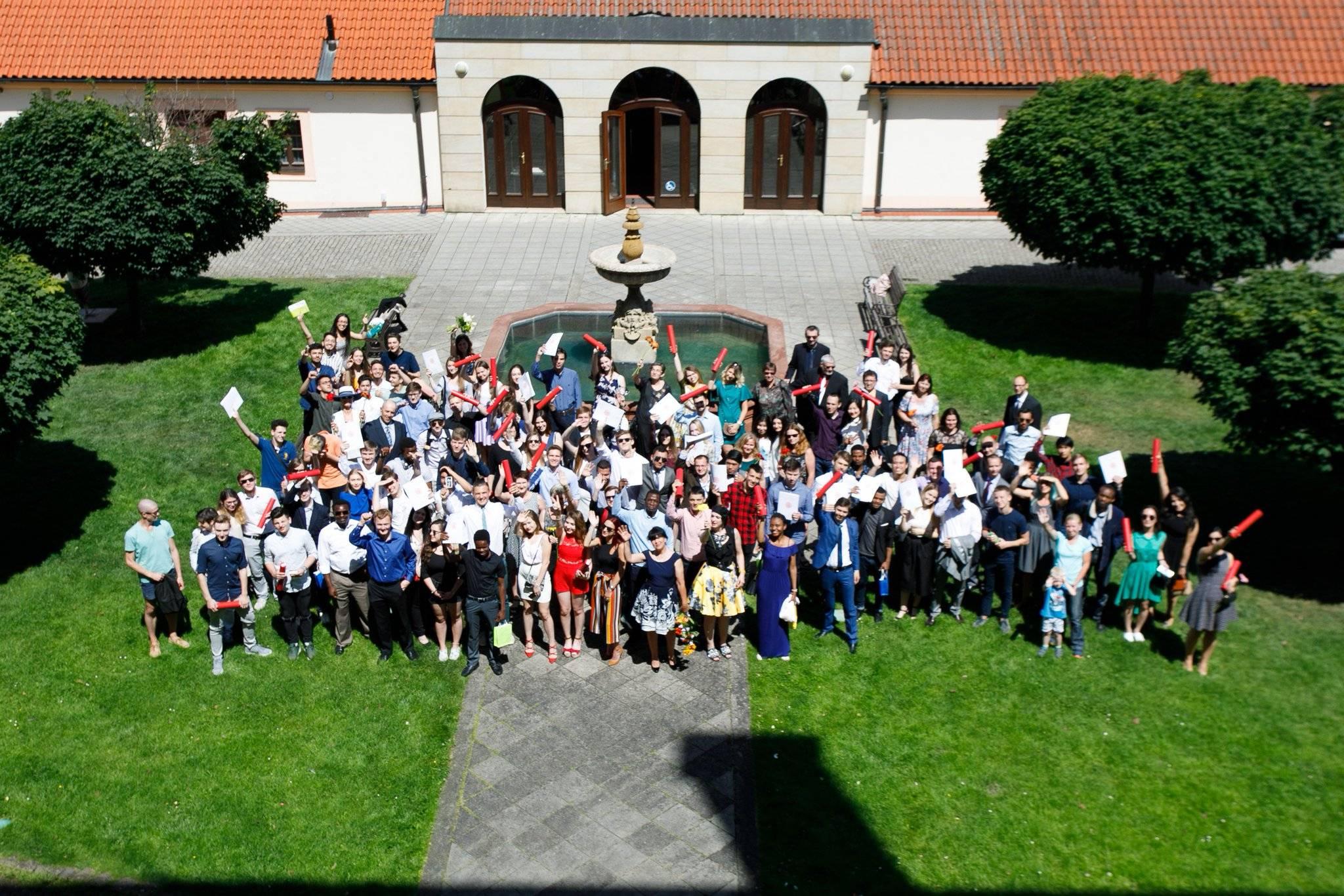 Масариков университет, г. брно, чехия - литера - образование за рубежом
