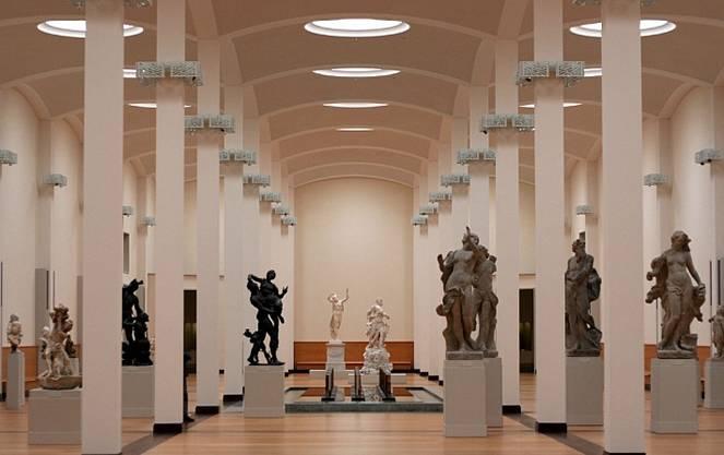 Старая национальная галерея, берлин (германия): история, фото, как добраться, адрес на карте и время работы в 2021