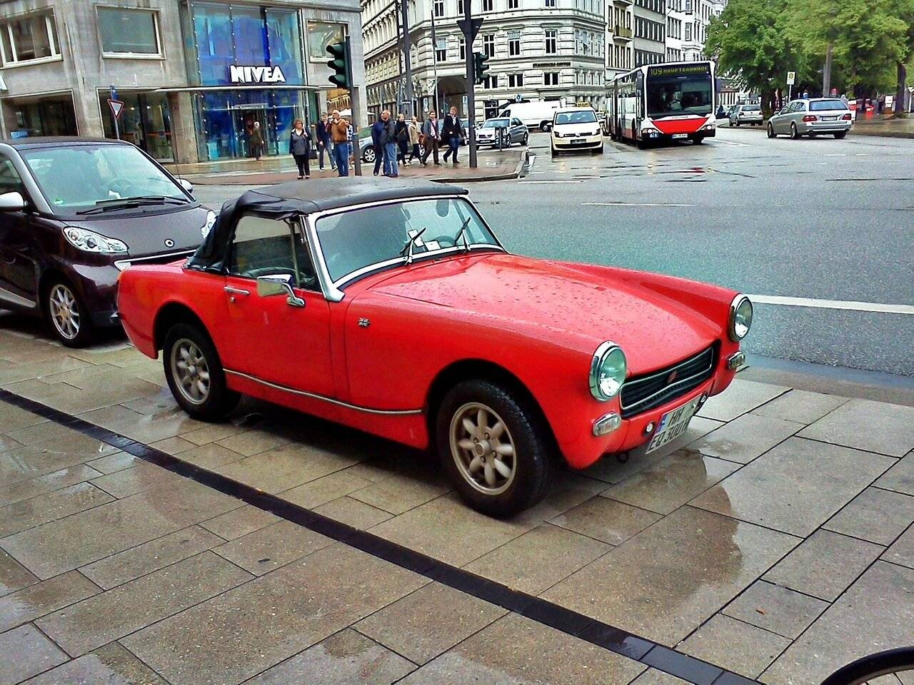 Аренда авто в берлине (berlin kaiserdamm)