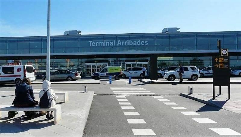 Международные аэропорты испании - воздушное путешествие из москвы