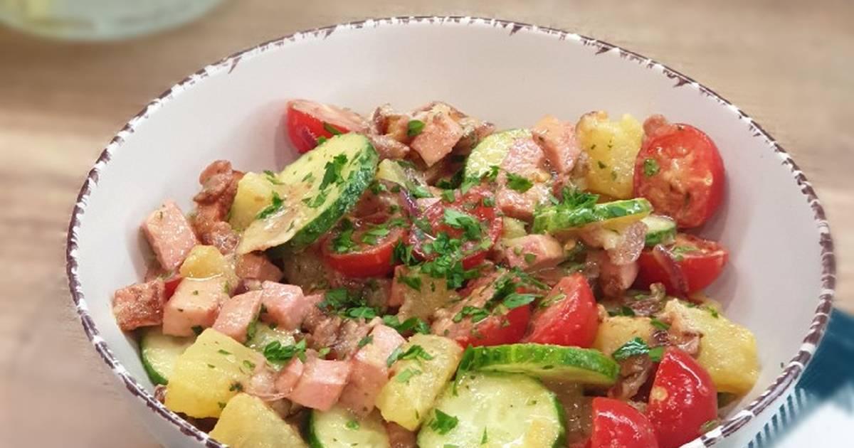 Традиционные немецкие блюда — 17 национальных блюд