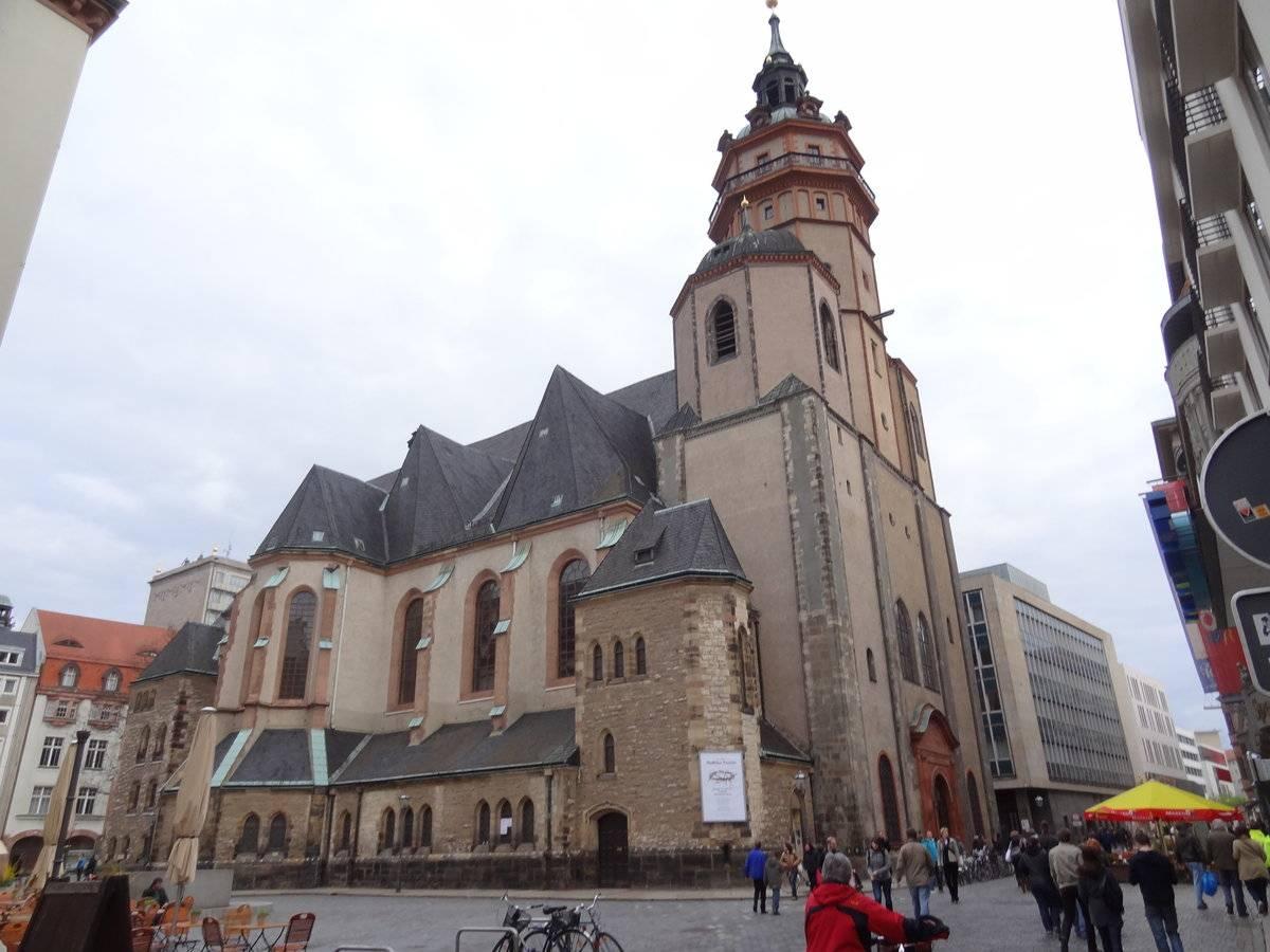 Лейпциг (германия): достопримечательности