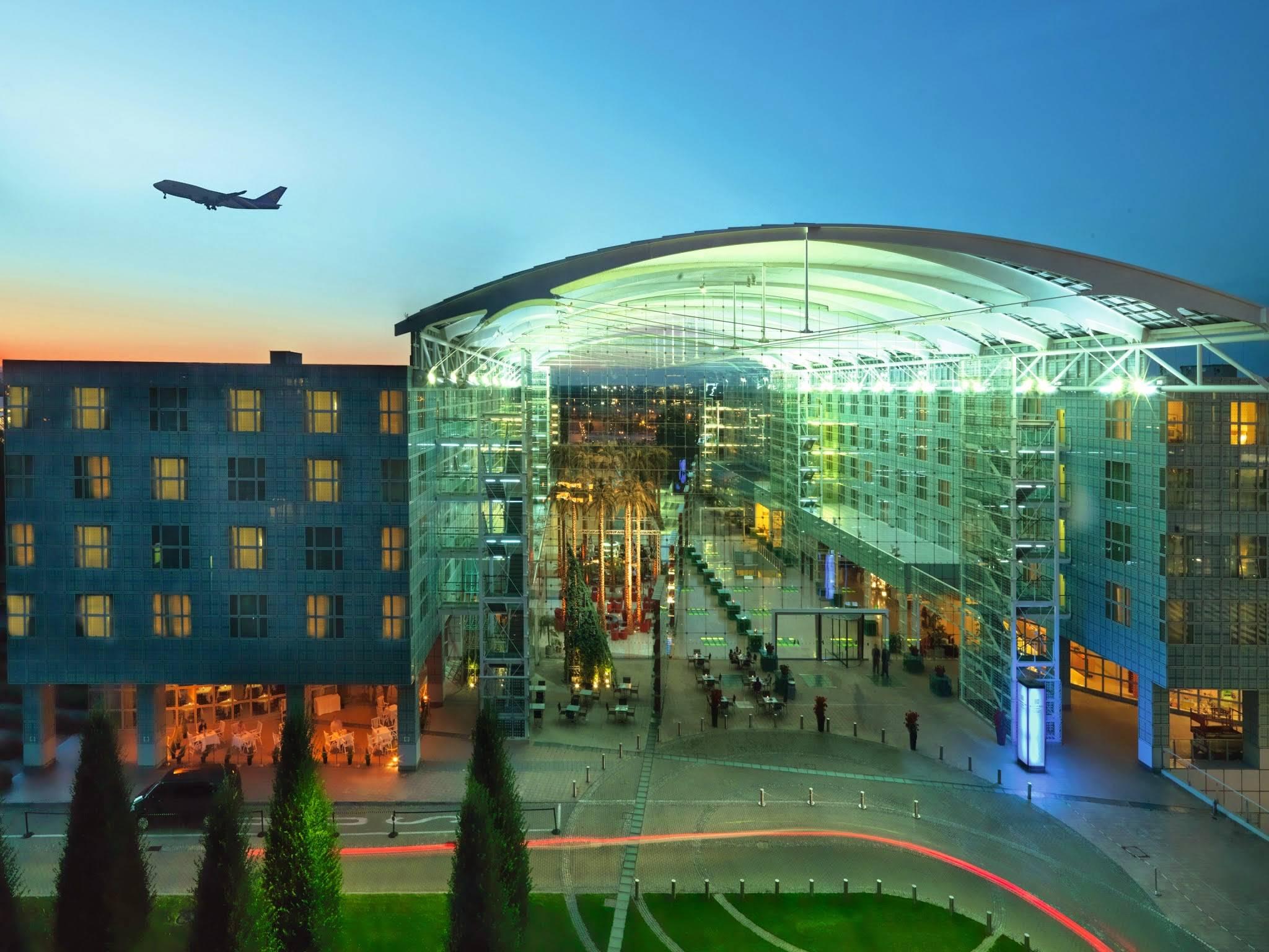 Мюнхен (аэропорт)