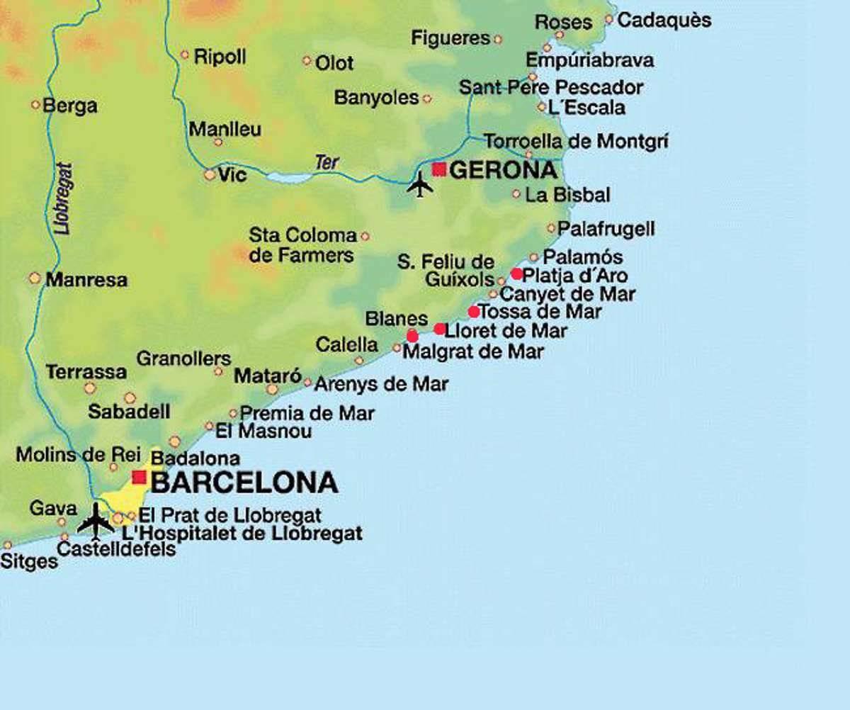 Цены в ллорет де мар: во сколько обойдется отдых на одном из лучших курортов испании