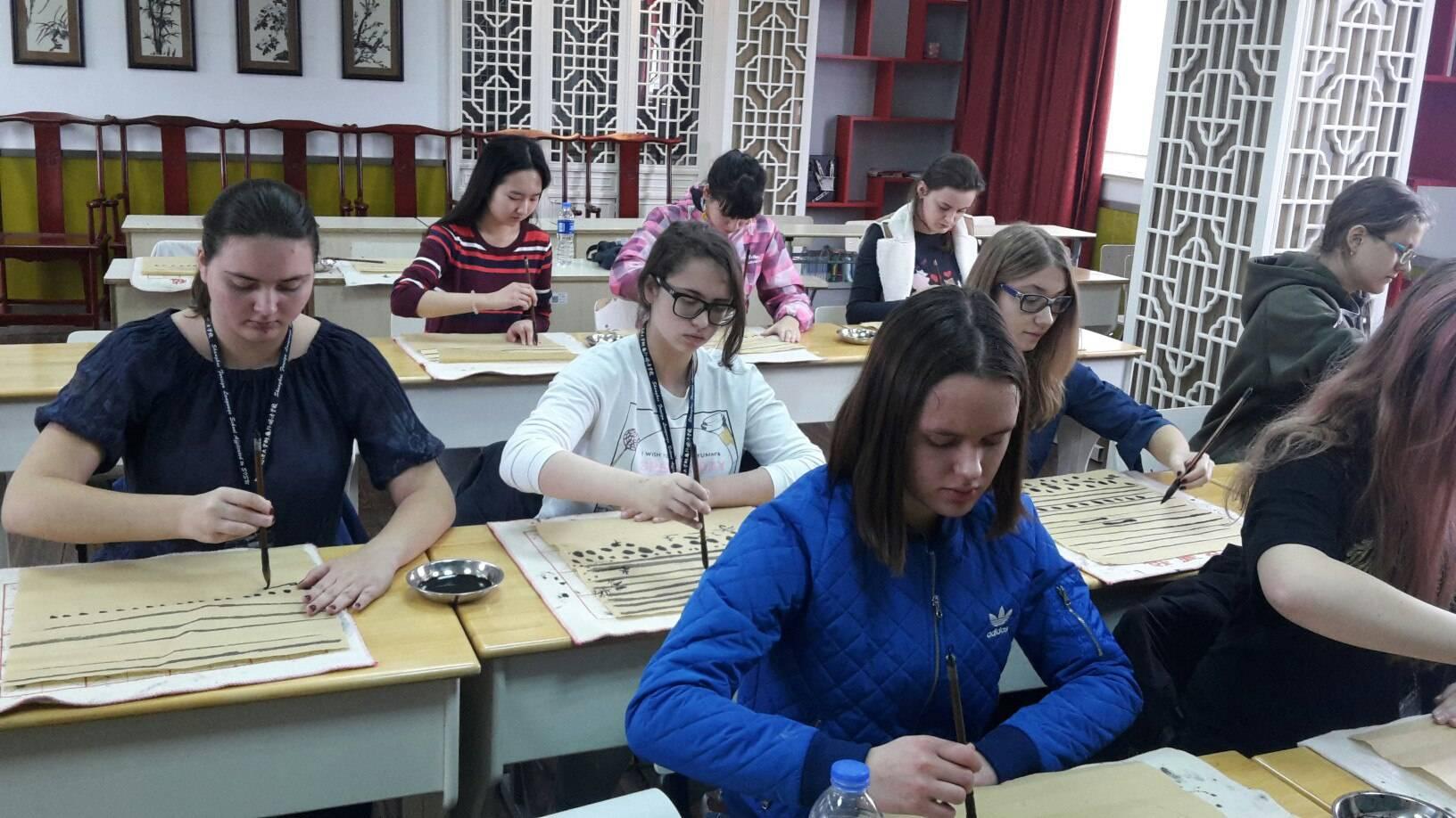 Обучение китайскому языку в китае при университетах студентов - языковые школы в китае