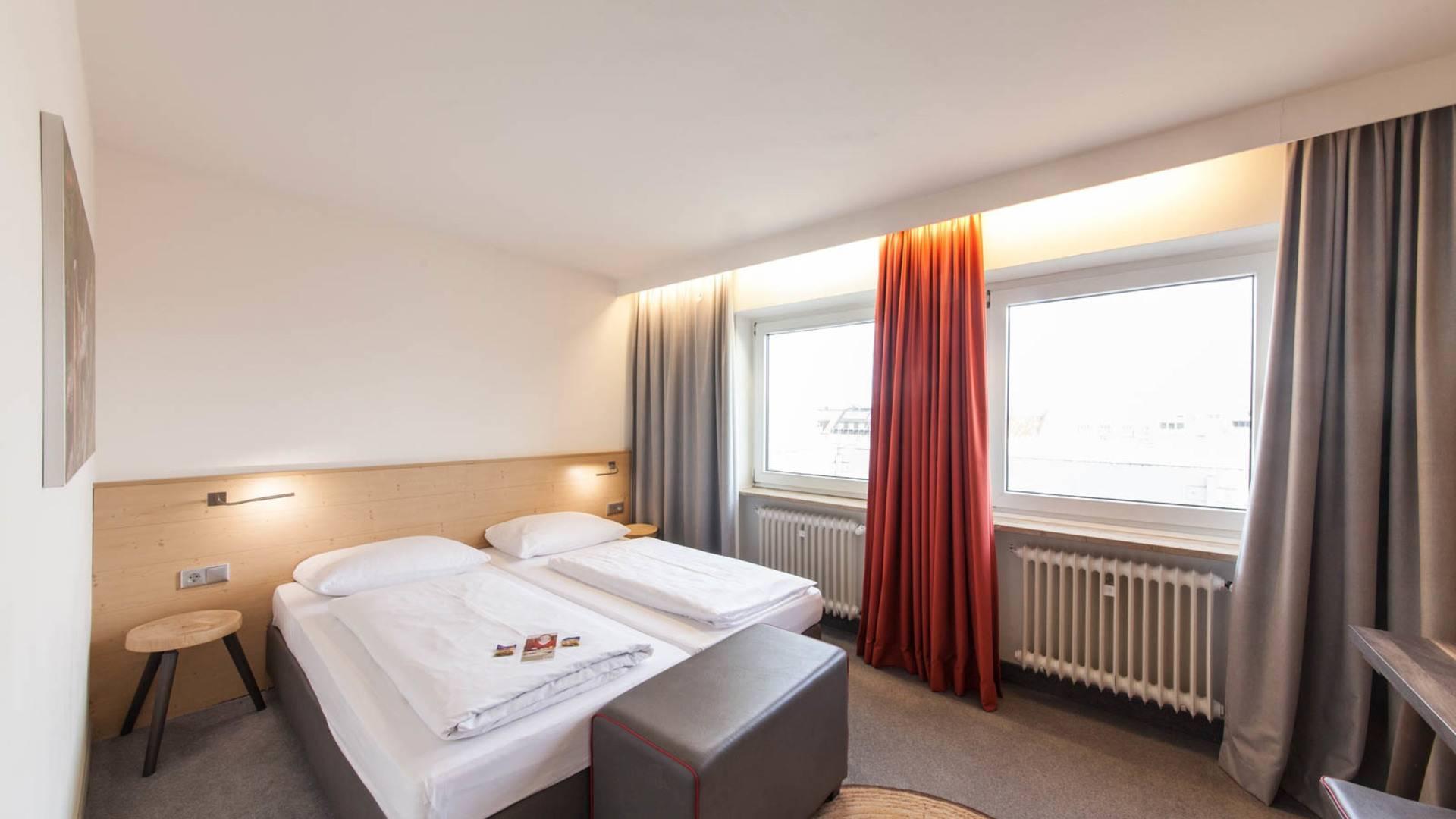 Отели в центре мюнхена