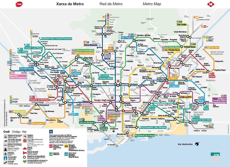 Как устроено метро в Валенсии (знаменитое Metrovalencia)