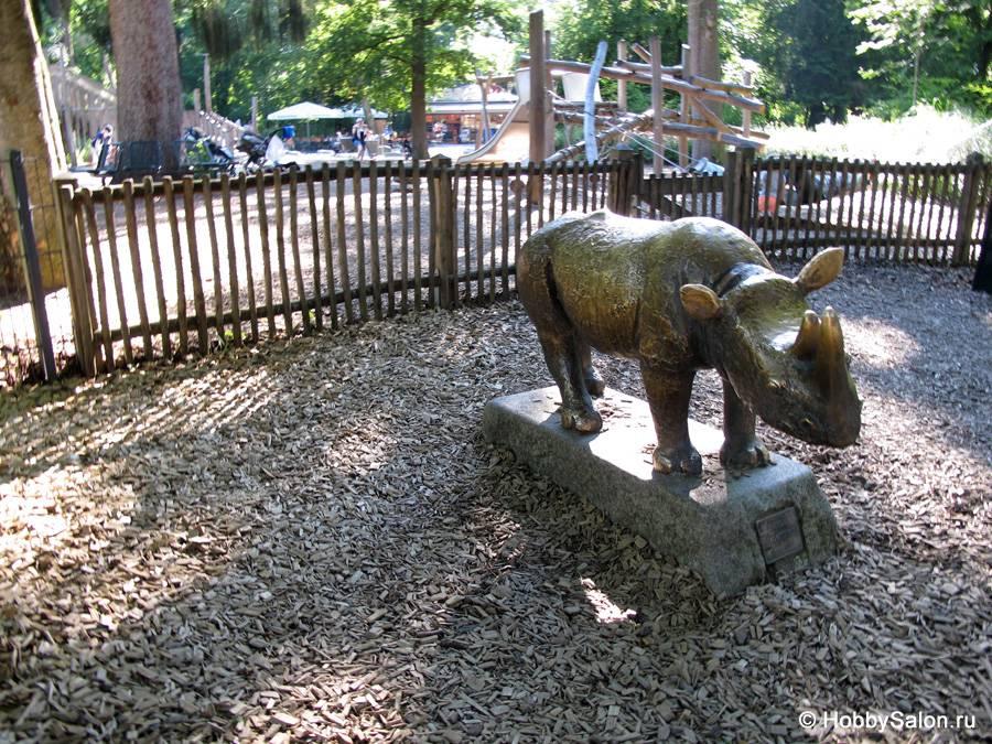 Зоопарк хеллабрунн (нем. tierpark hellabrunn)