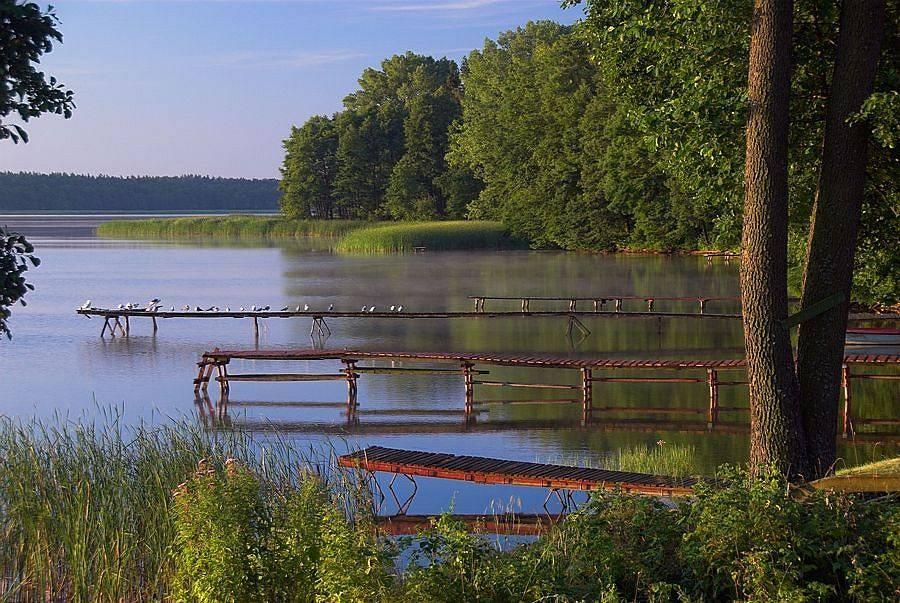 Мазурские озера — экотуризм с комфортом — lifegid.media