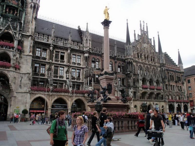 Что посмотреть в мюнхене? достопримечательности мюнхена: фото с описанием