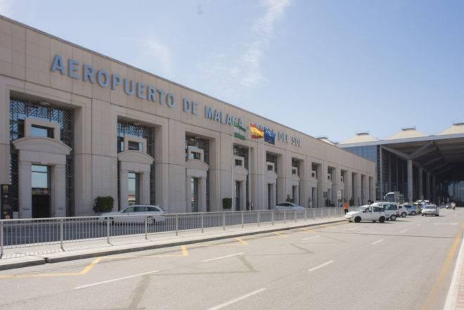 Международный аэропорт Малага-Коста-дель-Соль