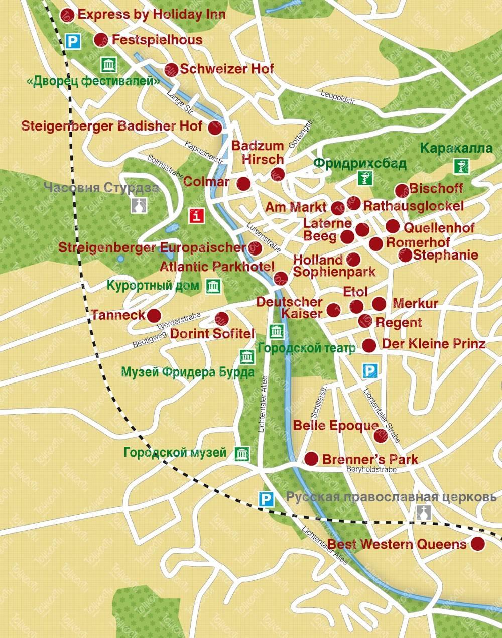 Топ 20 — достопримечательности бадена (австрия) - фото, описание, что посмотреть в бадене