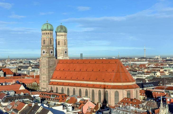 Церковь азамкирхе в мюнхене - роскошь, великолепие и богатство