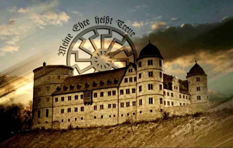 В поисках замка wolfenstein!