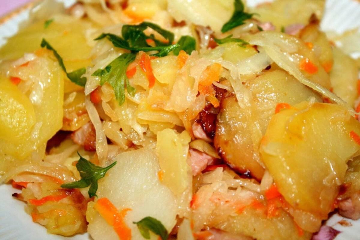 Тушеная квашеная капуста по-немецки рецепт с фото - 1000.menu