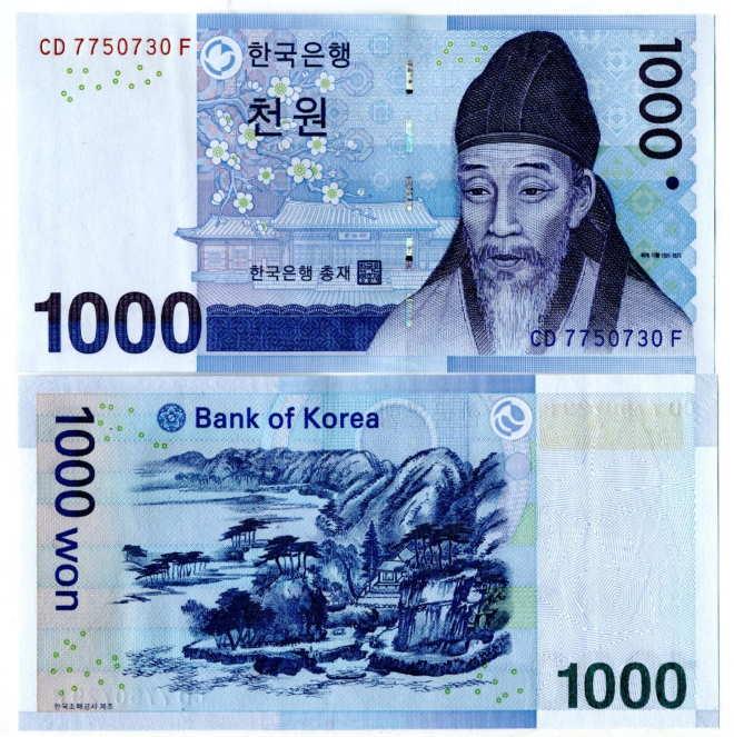 Валюты разных стран мира: таблица, список