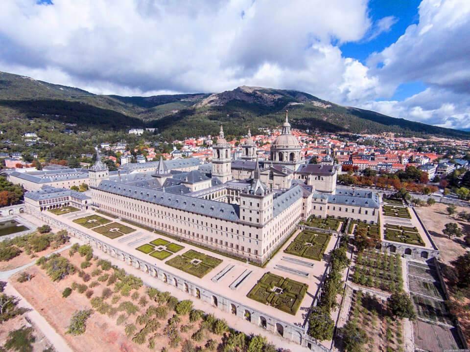 «дворец для бога, лачуга для короля»: монастырь сан-лоренсо-де-эль-эскориал. испания по-русски - все о жизни в испании