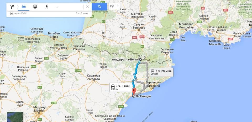 Из барселоны во францию — как добраться, поезда, экскурсии, цены