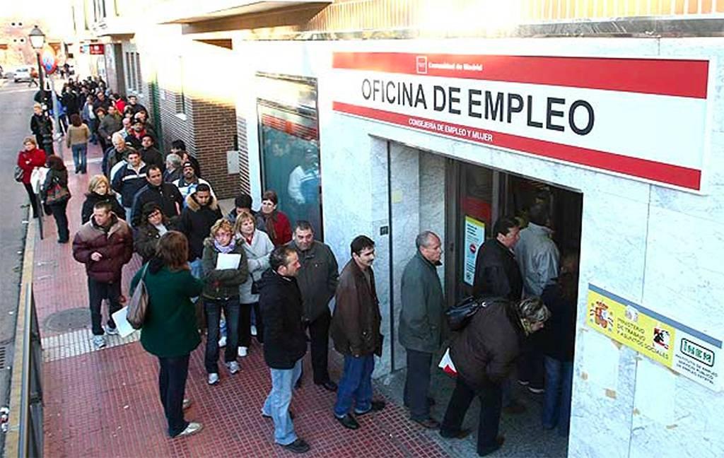 Безработица в испании