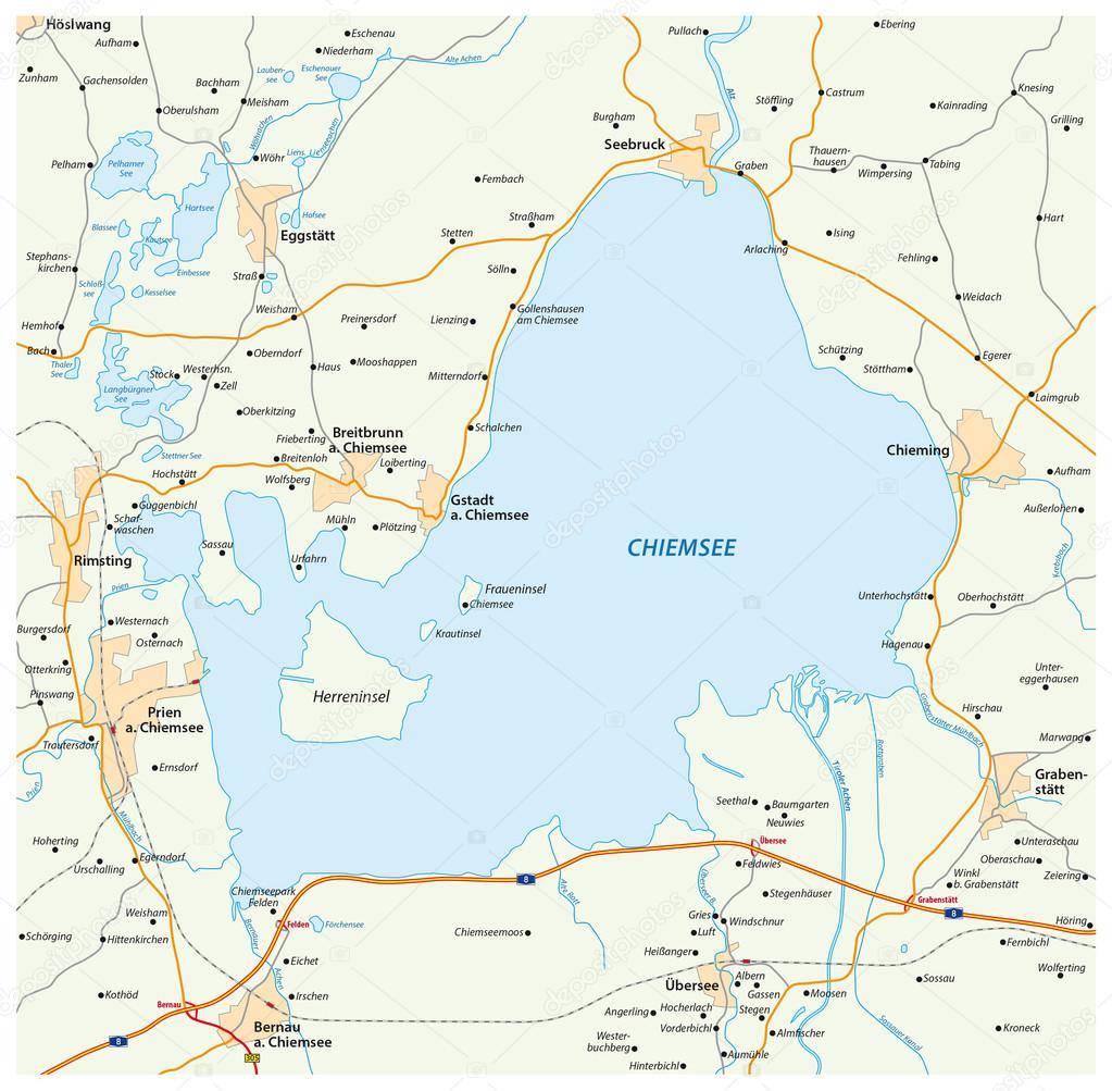 Кимзее (озеро) - вики