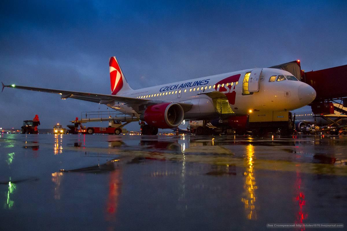 «Чешские авиалинии» – старейшая авиакомпания Европы
