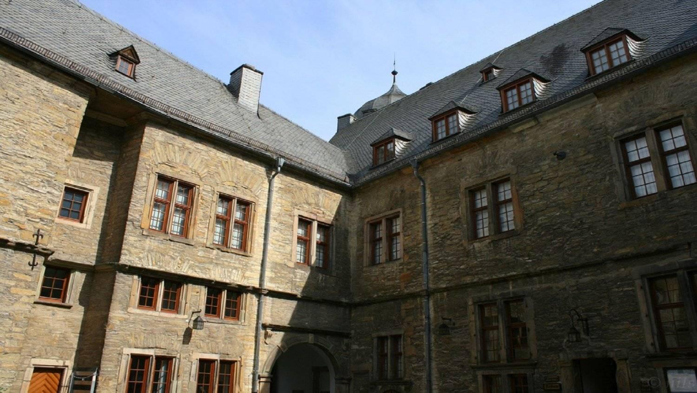 Самый таинственный и мистический замок германии – вевельсбург