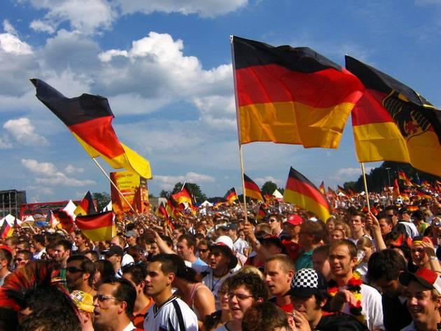 День немецкого единства 3 октября