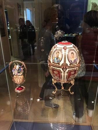 Музей фаберже в баден-бадене - сокровищница русского ювелирного искусства
