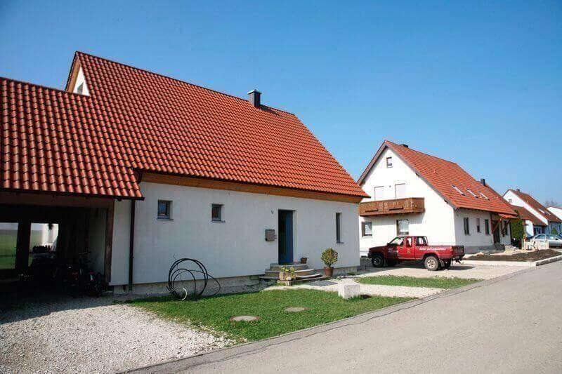 Поиск участка для строительства дома в германии