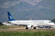 Montenegro airlines | санкт-петербург