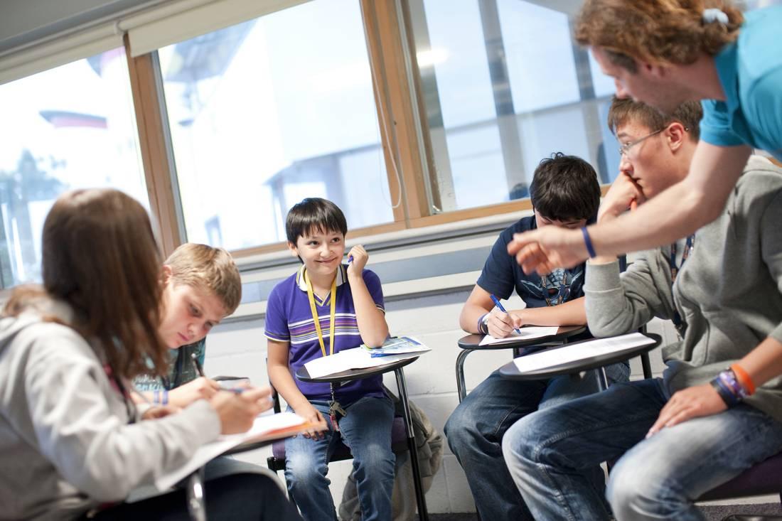 Лагеря для детей и подростков в англии с изучением английского языка