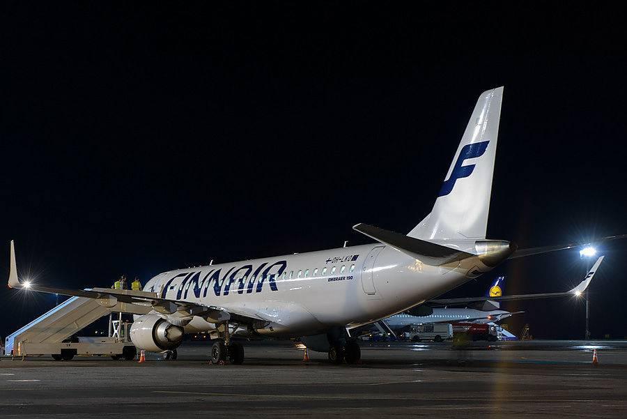 Авиабилеты finnair
