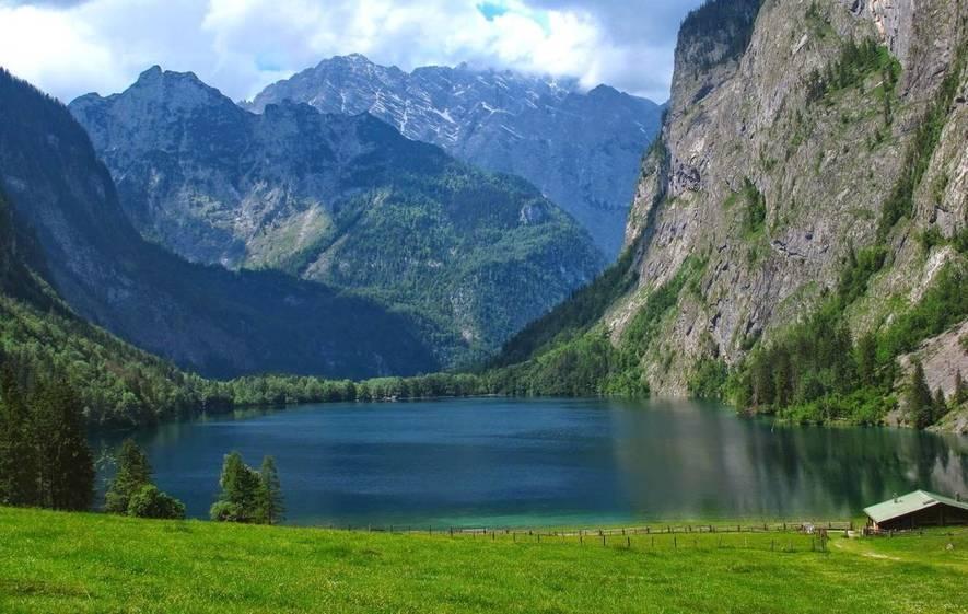 Национальные парки и заповедники северной америки