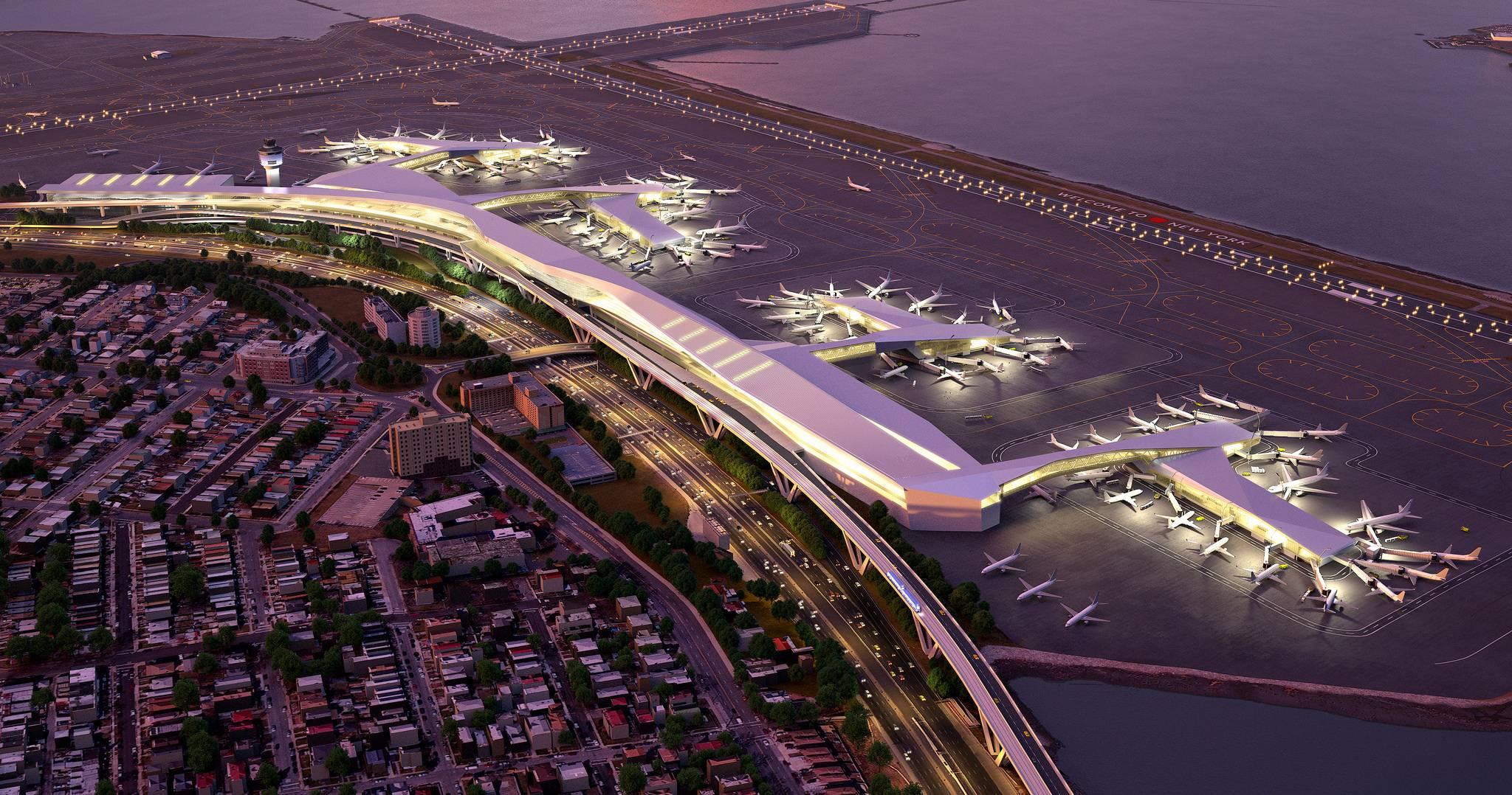 Путеводитель по нью-йорку: аэропорт, жилье, транспорт, проезд