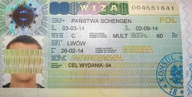 Рабочая виза в польшу: ее виды, этапы оформления, стоимость