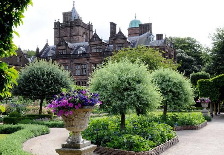 Ландшафтный дизайн в стиле английского сада: как сделать своими руками, советы от практика и фото