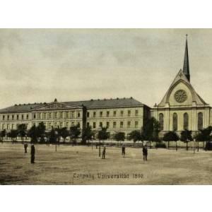 Лейпцигский университет: факультеты, фото