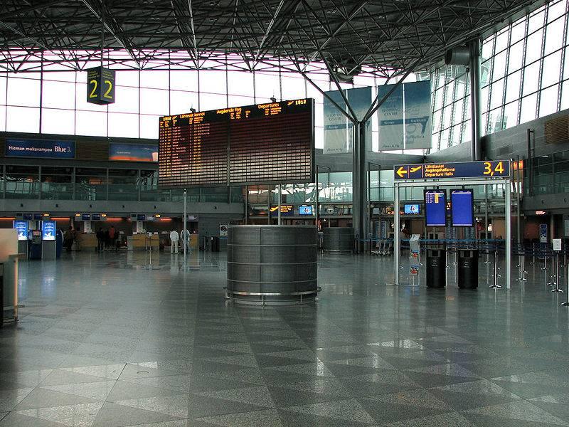 Список аэропортов финляндии — википедия. что такое список аэропортов финляндии