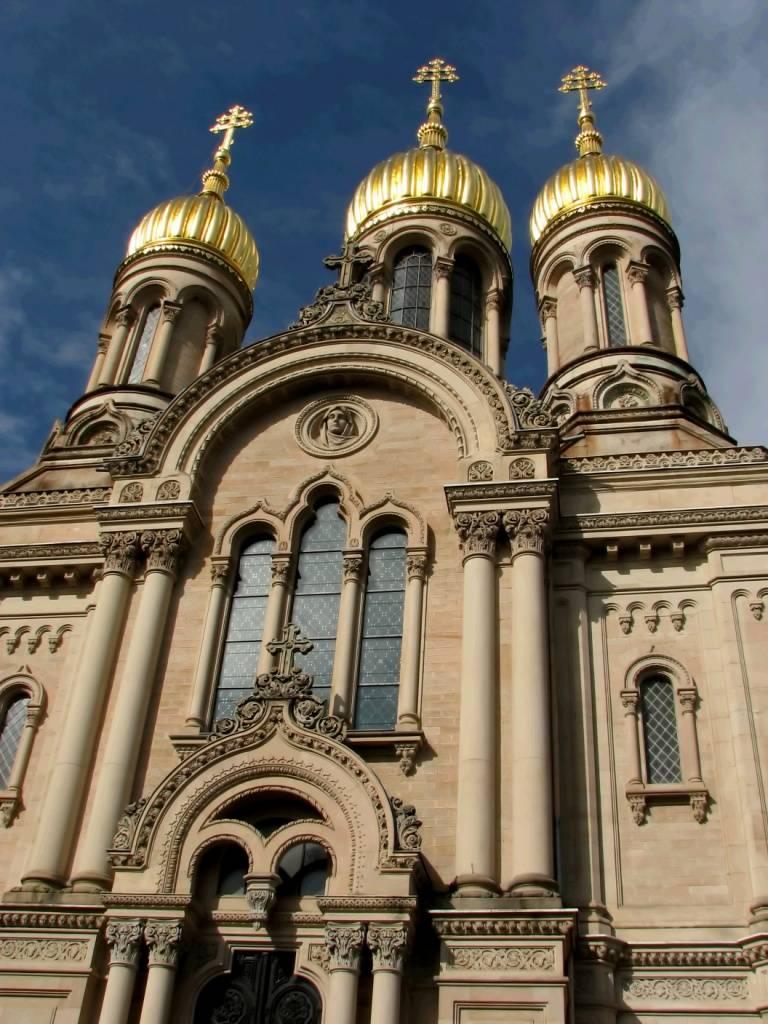 Описание храма св. елизаветы в г. висбаден | православные паломничества